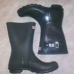 Hunter Short Rainboots